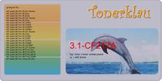 Toner 3.1-CF217A kompatibel mit HP CF217A / 17A