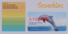 Toner 3.1-CF413X kompatibel mit HP CF413X / 410X