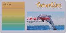 Druckkassette 3.34-MLT-D1092S kompatibel mit Samsung MLT-D1092S