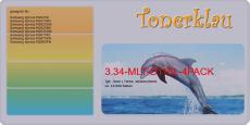 Toner 3.34-MLT-D116L-4PACK kompatibel mit Samsung MLT-D116L / SU828A