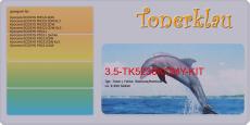 Toner 3.5-TK5230KCMY-KIT - Rainbow Kit / 4er Pack kompatibel mit Kyocera TK-5230 K/C/M/Y