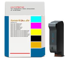 Tintenpatrone 4.2-C13T907140 kompatibel mit Epson C13T907140