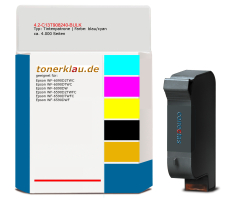 Tintenpatrone 4.2-C13T908240-BULK kompatibel mit Epson C13T908240