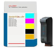 Tintenpatrone 4.6-LC985Y kompatibel mit Brother LC-985Y