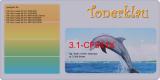 Toner 3.1-CF541X kompatibel mit HP CF541X