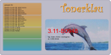 Toner 3.11-B0948 kompatibel mit Olivetti B0948