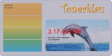 Toner 3.17-043798 kompatibel mit Tally 043798