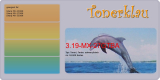 Toner 3.19-MX-27GTBA kompatibel mit Sharp MX-27GTBA