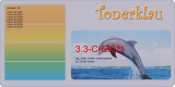 Toner 3.3-C-EXV1 kompatibel mit Canon C-EXV1