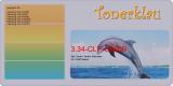 Toner 3.34-CLP-C660B kompatibel mit Samsung CLP-C660B / ST885A