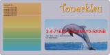 Toner 3.4-71B20-K0C0M0Y0-RAINB kompatibel mit Lexmark 71B20K0 / 71B20