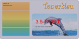 Toner 3.5-TK100 kompatibel mit Kyocera TK-100