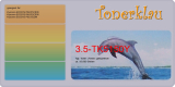 Toner 3.5-TK5150Y kompatibel mit Kyocera TK-5150Y