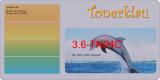 Toner 3.6-TN04C kompatibel mit Brother TN-04C