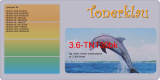 Toner 3.6-TN130bk kompatibel mit Brother TN-130bk