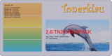 Toner 3.6-TN241BK-3PACK kompatibel mit Brother TN-241BK / TN-242BK / TN-245BK / TN-246BK