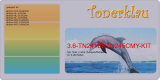 Toner 3.6-TN241BKTN245CMY-KIT kompatibel mit Brother - Rainbow Kit