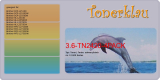 Toner 3.6-TN2420-4PACK kompatibel mit Brother TN-2420 / TN2420