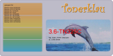 Toner 3.6-TN325C kompatibel mit Brother TN-325C
