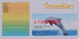 Toner 3.7-01279001 kompatibel mit Oki 01279001