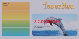 Toner 3.7-09004019 kompatibel mit Oki 09004019 - EOL
