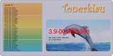 Toner 3.9-006R01398 kompatibel mit Xerox 006R01398