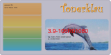 Toner 3.9-106R01080 kompatibel mit Xerox 106R01080