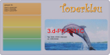 Toner 3.d-PK-5011C kompatibel mit Utax PK-5011C