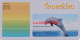 Farbband 4.2-C43S015356 kompatibel mit Epson C43S015356