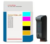 Tinte 4.3-CLI521bk kompatibel mit Canon CLI-521BK