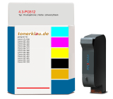 Druckpatrone 4.3-PG512 kompatibel mit Canon PG-512