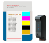 Tintenpatrone 4.6-LC-3219XL-BKCMY-KIT kompatibel mit Brother LC-3219XLBK