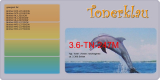 Toner 3.6-TN-247M kompatibel mit Brother TN-247M / TN-247M
