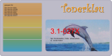 Druckkassette 3.1-027X kompatibel mit HP C4127X / 27X