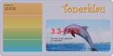 Toner 3.3-701Y kompatibel mit Canon 701Y