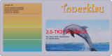 Toner 3.5-TK3130-4PACK kompatibel mit Kyocera TK-3130 / 1T02LV0NL0
