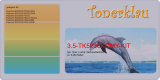 Toner 3.5-TK5230KCMY-KIT kompatibel mit Kyocera TK-5230 K/C/M/Y - Rainbow Kit