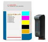 Tintenpatrone 4.1-C4913YRE kompatibel mit HP C4913A / 82